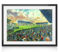 Welford road a3 size print